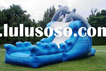 inflatable water slides for rent in michigan