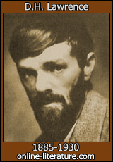 the blind man by dh lawrence essay